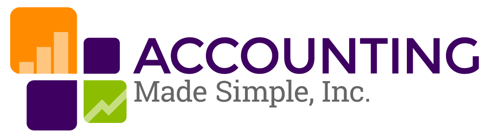Accounting Made Simple, Inc. Logo